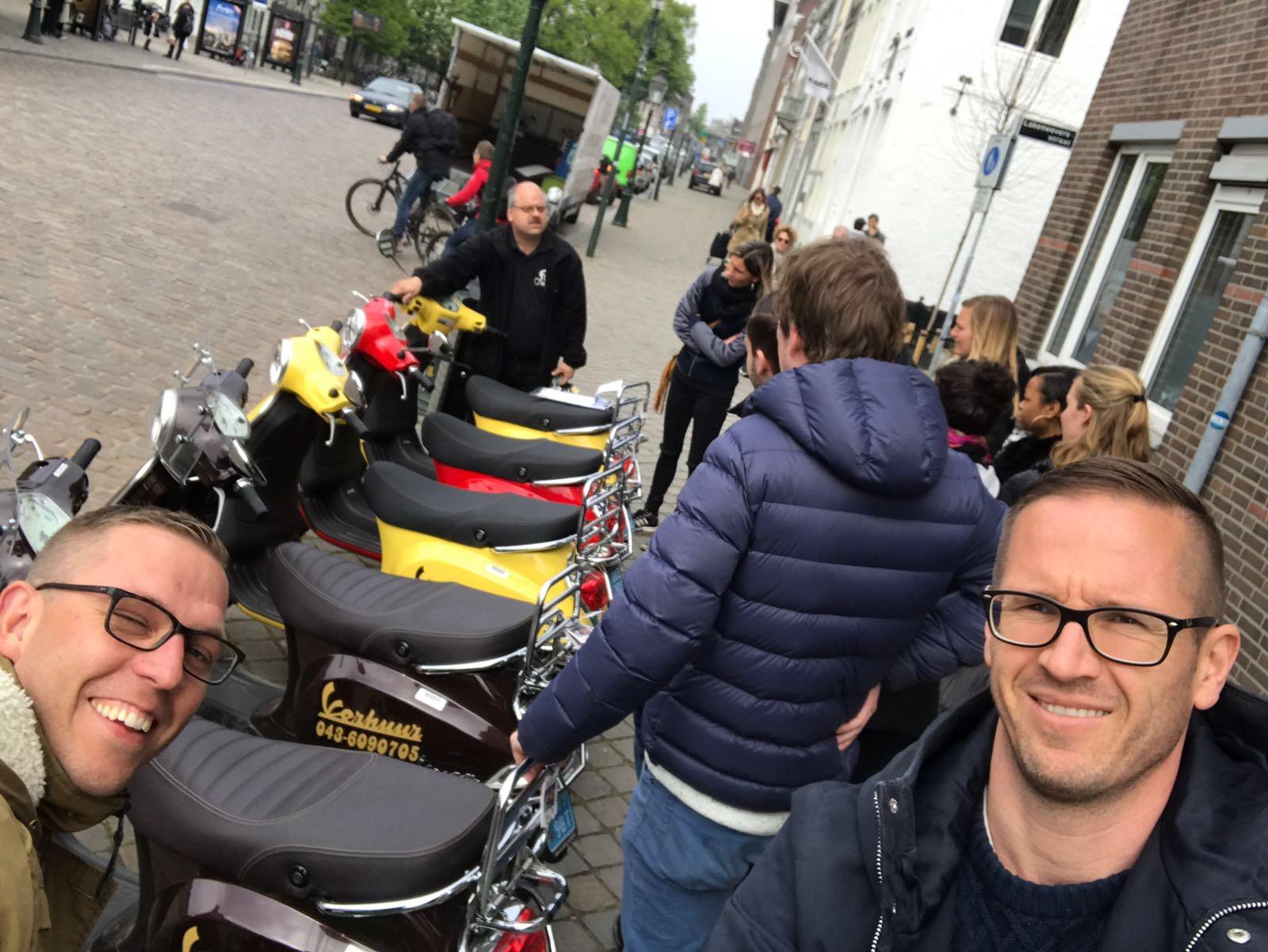 Teamuitje Maastricht So Incentive 2