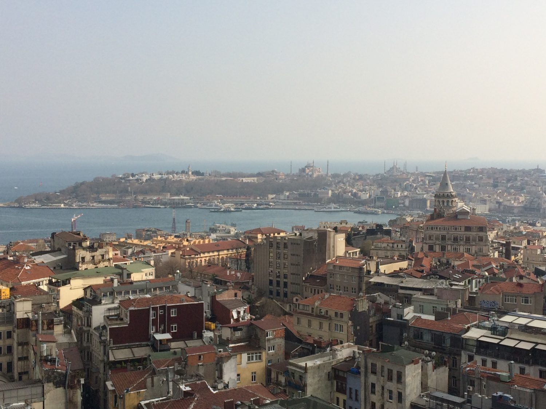 Bedrijfsuitje Istanbul 2