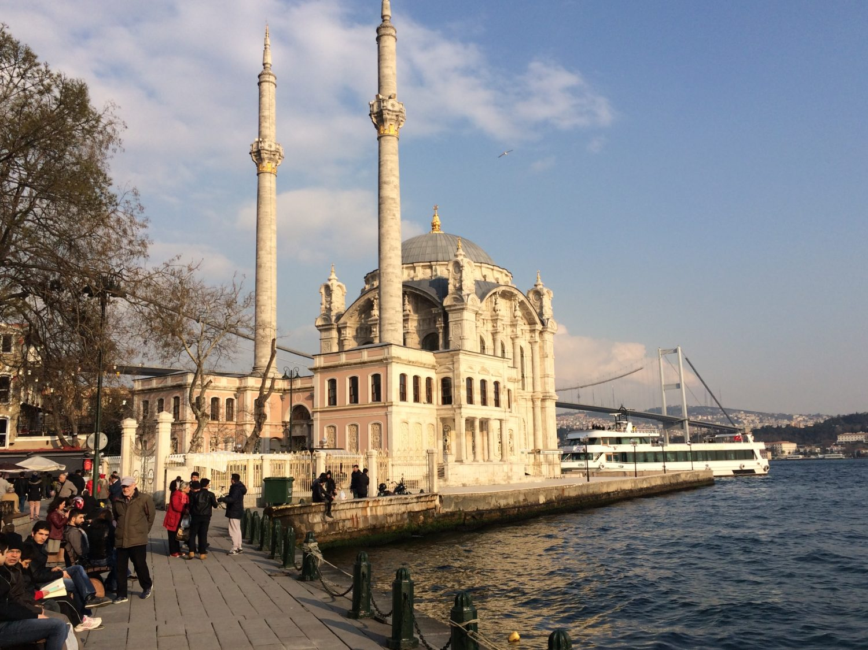 Bedrijfsuitje Istanbul 3