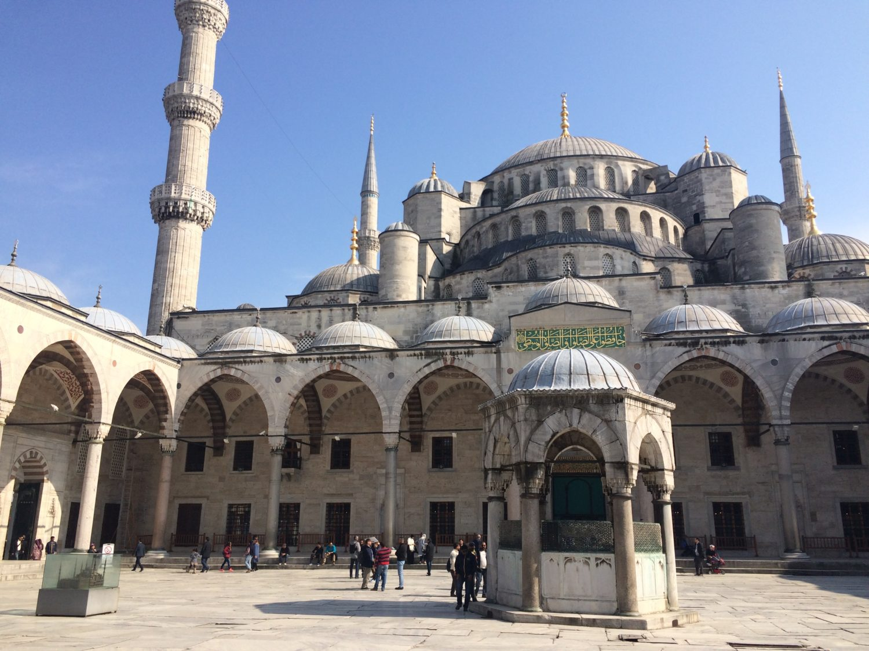 Bedrijfsuitje Istanbul 4