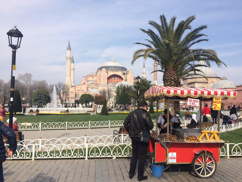 Bedrijfsuitje Istanbul 5