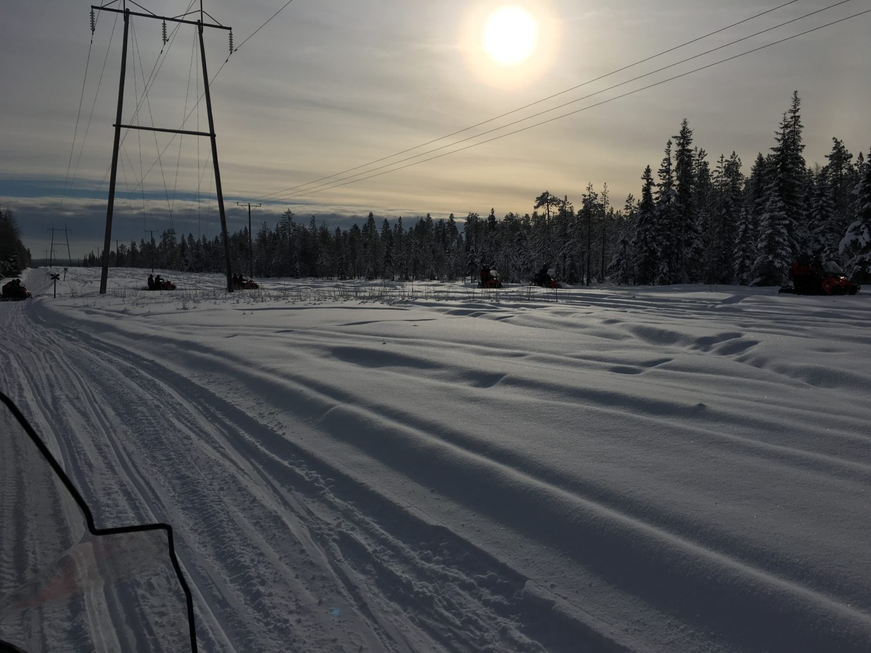 Bedrijfsuitje Lapland 9