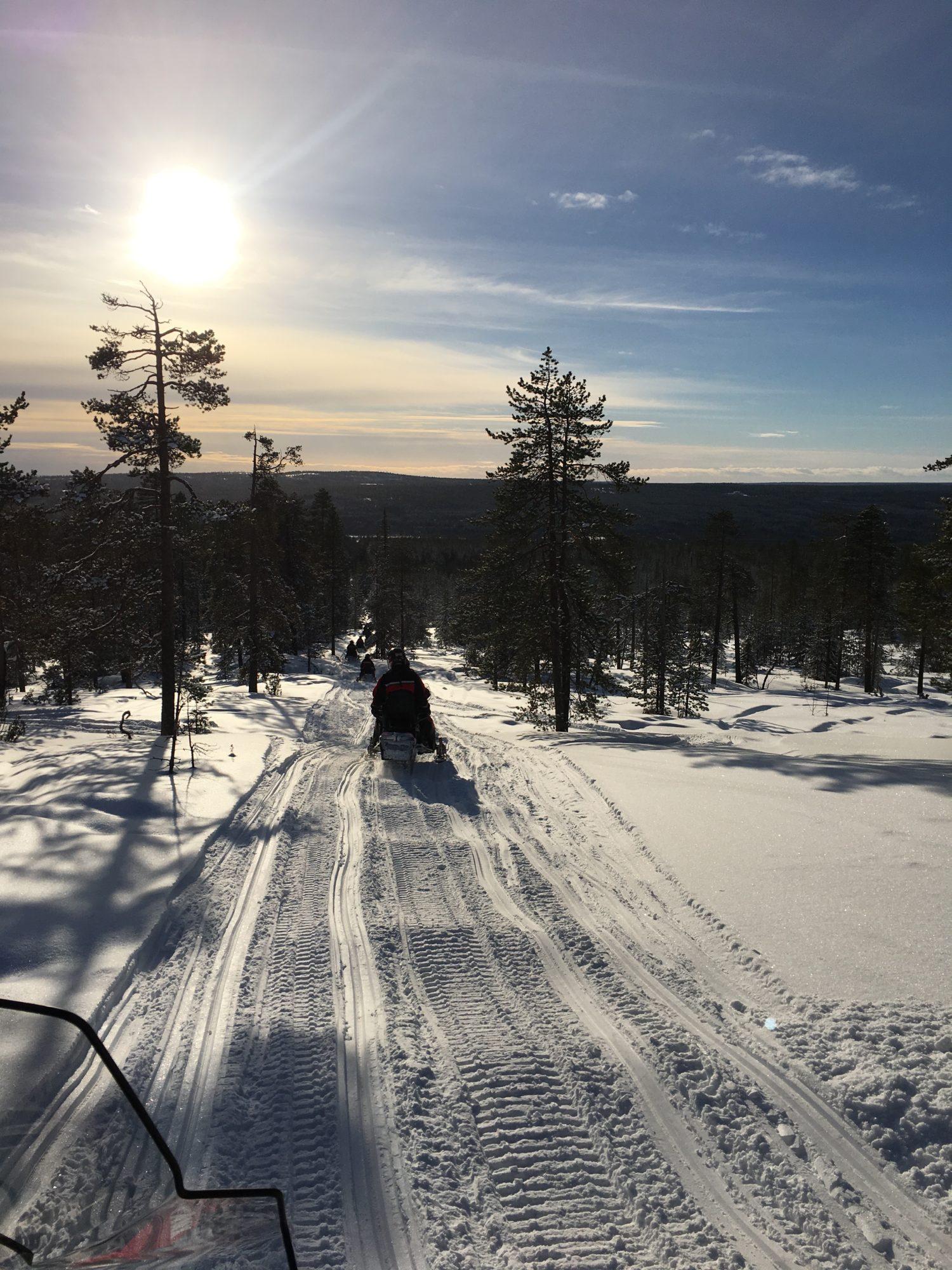 Bedrijfsuitje Lapland 10