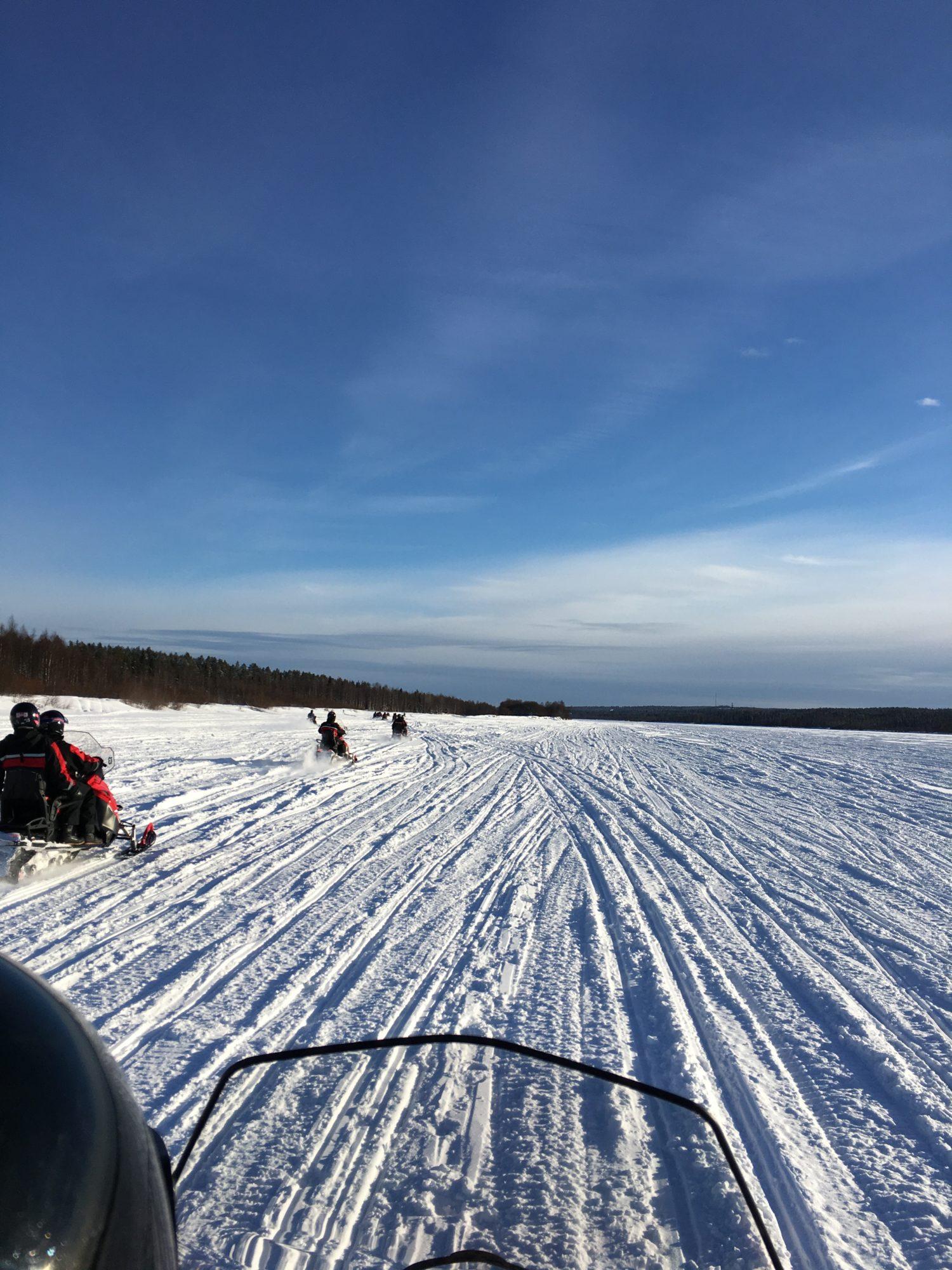 Bedrijfsuitje Lapland 11