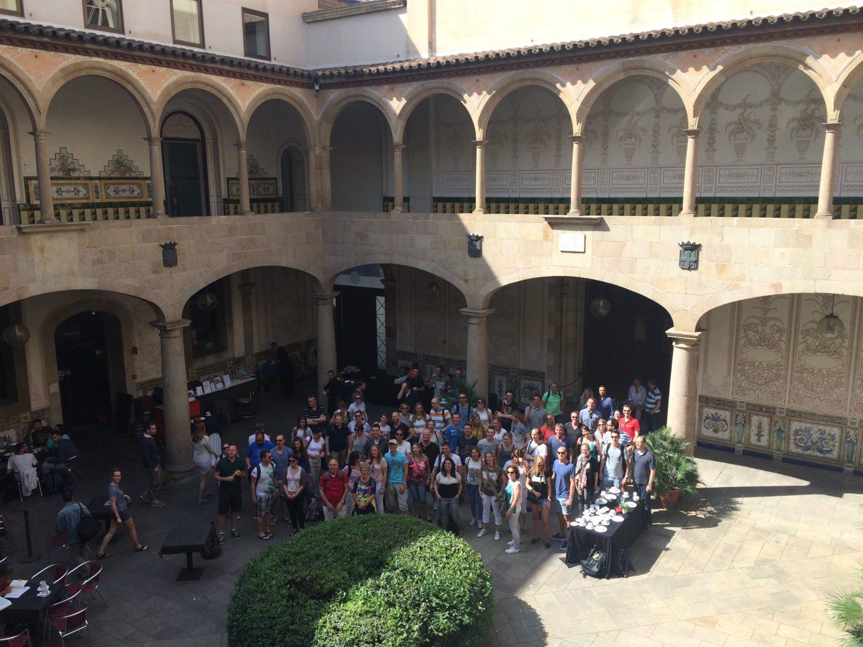 Bedrijfsuitje Barcelona 3