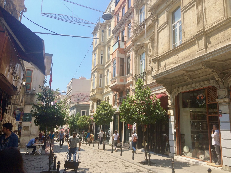 Bedrijfsuitje Istanbul 7