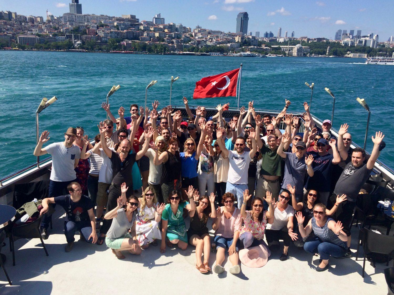 Bedrijfsuitje Istanbul 15