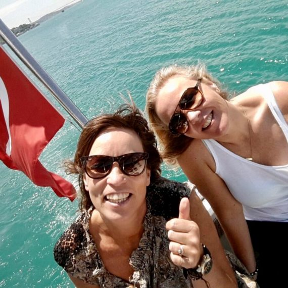 Bedrijfsuitje Istanbul 16